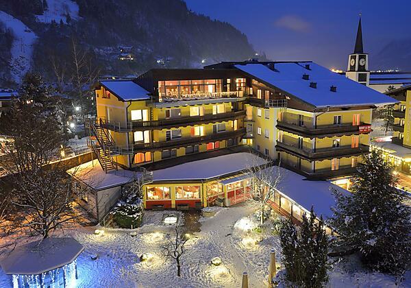 Hotel Der Schütthof, Winter 2