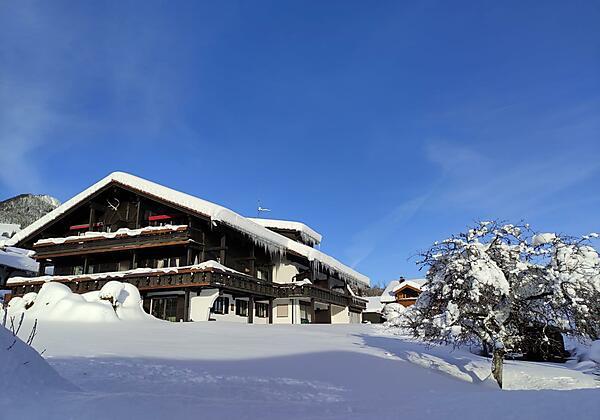 Der Sonnenhof - Winterurlaub in Obermaiselstein