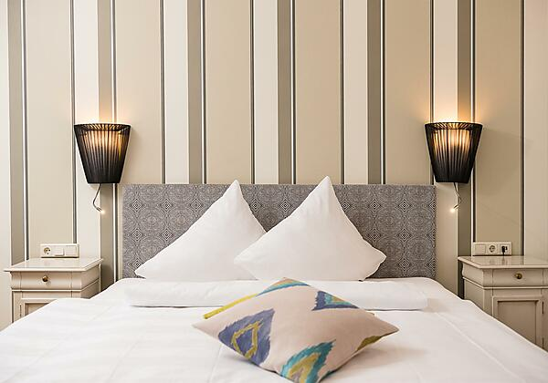 Doppelzimmer Komfort Vintage - 22-25 m²