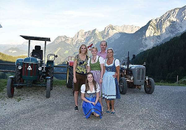 Familie Ramsauer