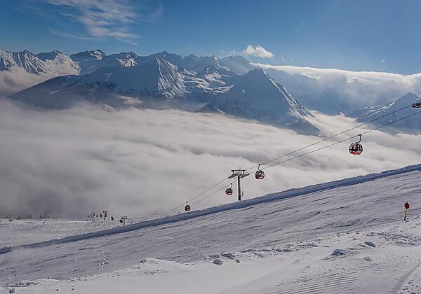 Chalet Embacher Bad Gastein Winter