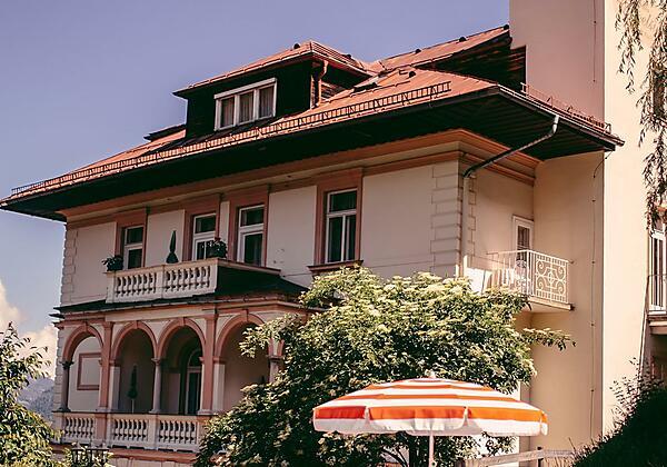 Villa Excelsior Aussenansicht