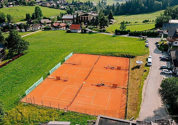 Tennis am Kärntnerhof (c)Daniel Waschnig