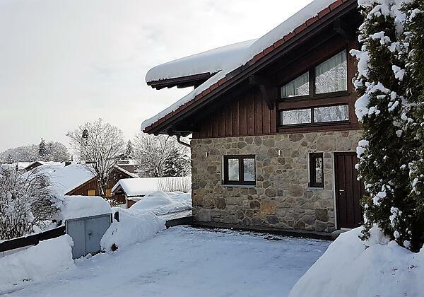 Wintertraum Ferienwohnung Ambiente