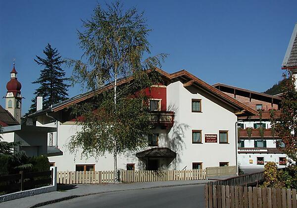 Ferienhaus Elferblick Hausansicht Sommer