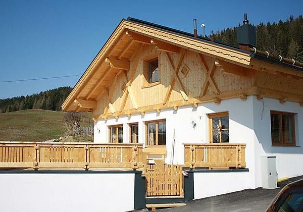 Haus Sommer Ferienhaus Föger