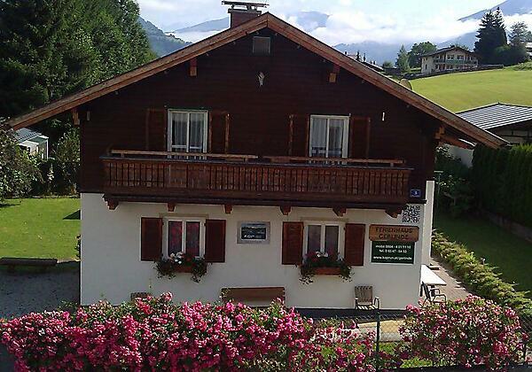 Ansicht Sommer Haus