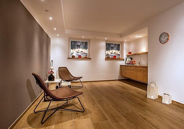 Zillertal_Ried_Ferienhaus Klocker_Sauna_Ruheraum 2