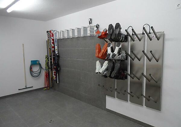 Klocker Ried - Skischuhraum