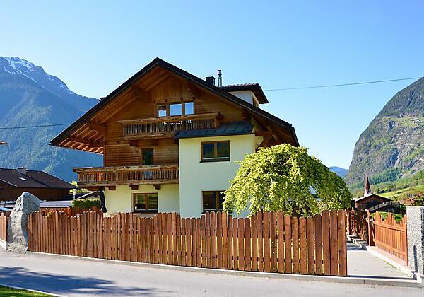 Ferienhaus Tirol im Ötztal