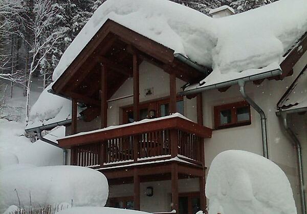 Haus Waldsicht - Winter/winter