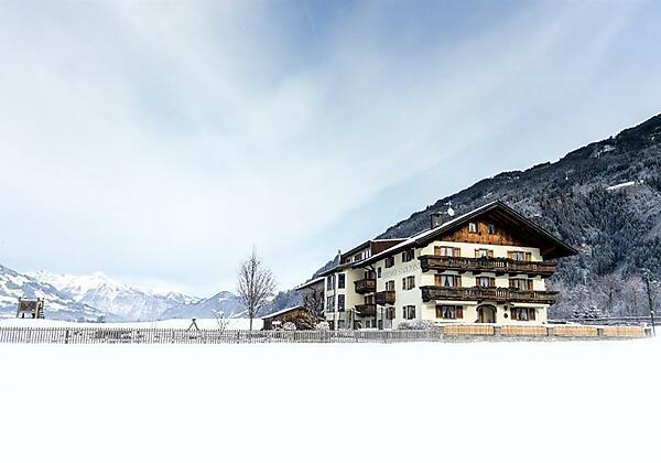 Winterfoto Haus hrs