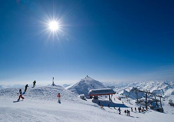 Skifahren Mölltaler Gletscher