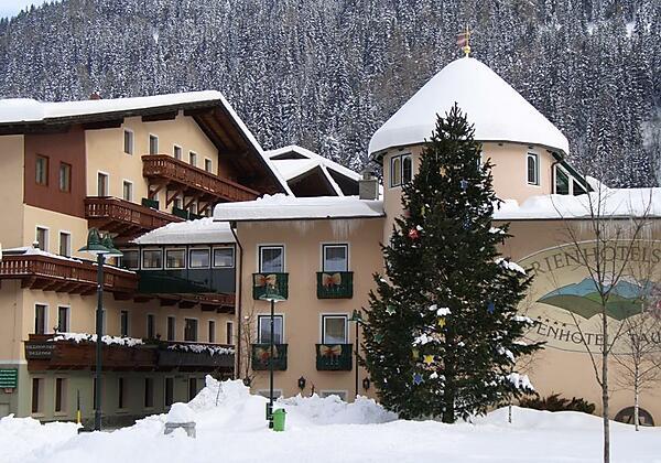 Ferienhotel Alber Winter 2007klein