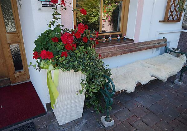 Ferienlandhaus Höfer Eingang