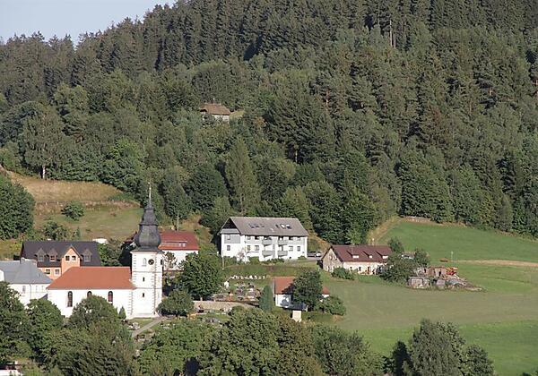 Haus am Dürrberg Lage