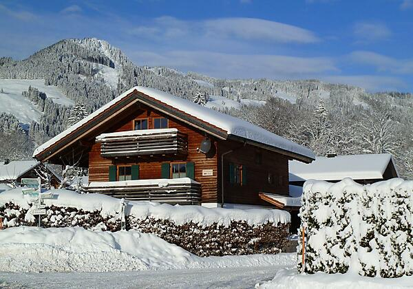 Wintertraum - Urlaub im Allgäu