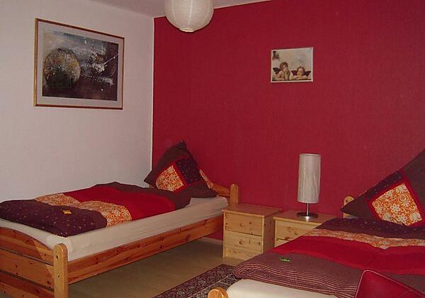 Kinderzimmer / Zimmer mit Einzelbetten