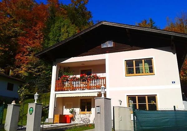 Herbst am Lebachbach