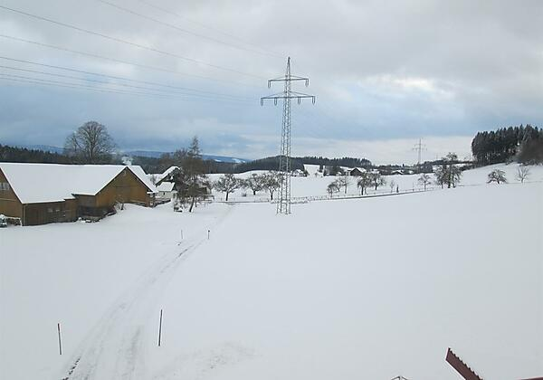 Auch im Winter schön