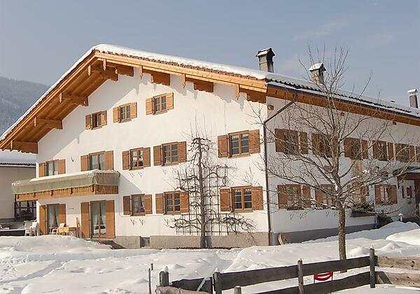 Hennenmühle im Winter