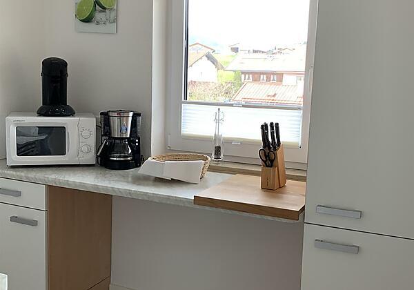 Sonnenkopf / Küche