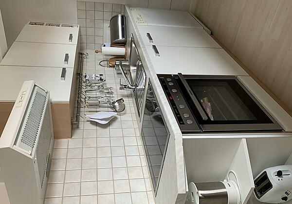 Sonnenkopf /Küche
