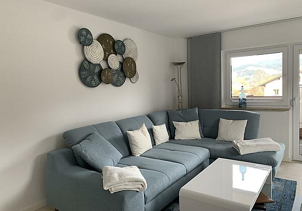 Sonnenkopf   Wohnzimmer