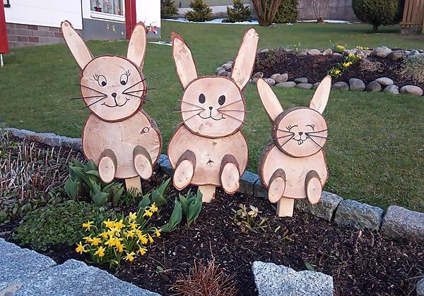 Schallerhof Garten.
