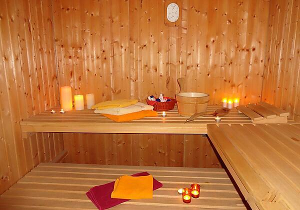 Schallerhof Sauna