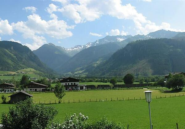 Uitzicht vanuit Stubachblick
