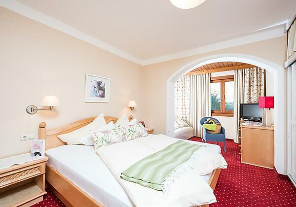 Schlafzimmer vom App. Strohsack