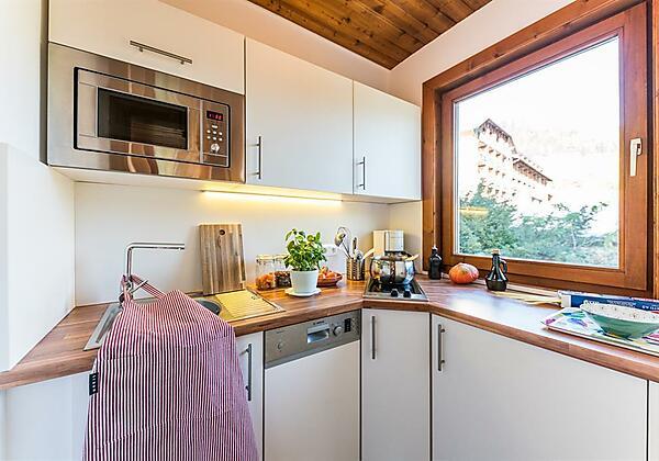 Küche vom App. Strohsack