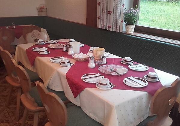"""Frühstück im """"Gasthof Plattner"""""""