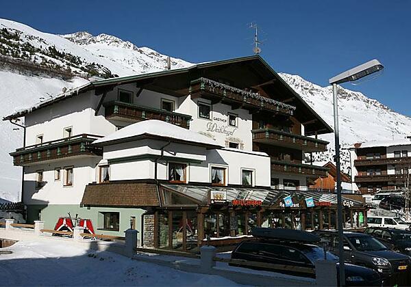 Gasthof Weisskugel Winter