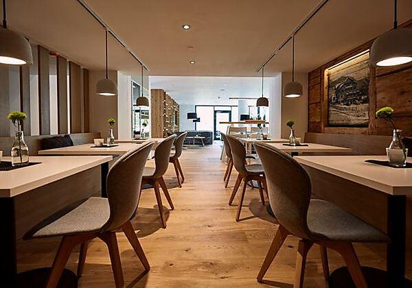 Eine kulinarische Kreation aus der mehrfach ausgezeichneten Küche im Genuss- & Aktivhotel Sonnenburg