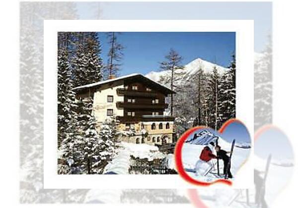 Landhaus Gletschermühle Bad Gastein Winter-Haus