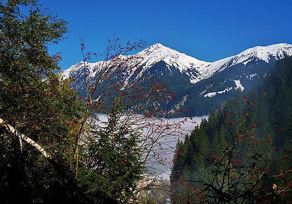 Landhaus Gletschermühle Bad Gastein Ausblick18