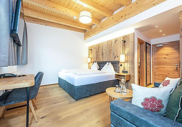 Hotel Goldener Stern Gartenseite