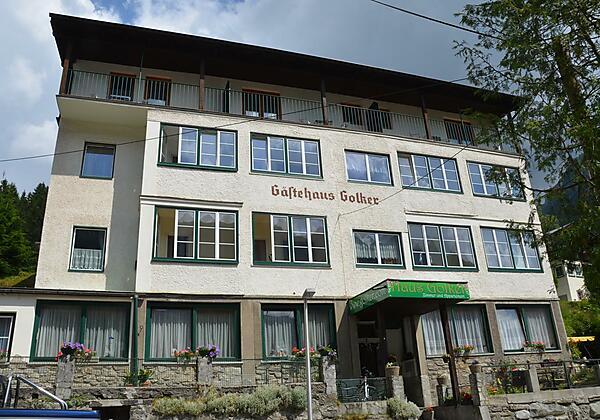 Gästehaus-Golker-Bad Gastein - Sommer