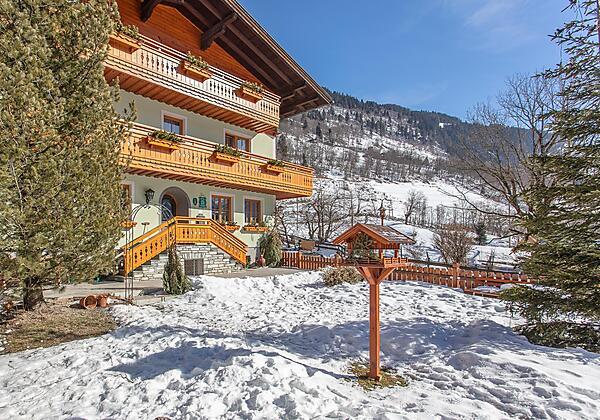 Appartement-Gruberbauer-Bad-Gastein-Haus-Sommer