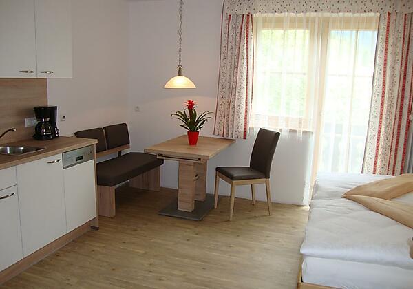 Appartement-Gruberbauer-Bad-Gastein-Wohnküche