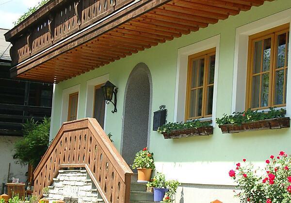Appartement-Gruberbauer-Bad-Gastein-Eingang