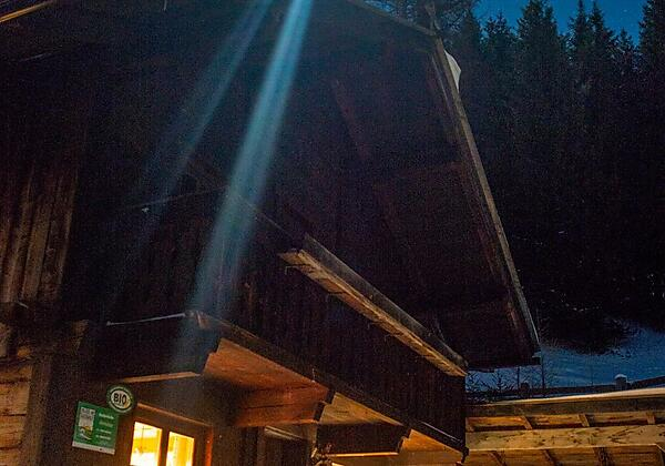 Gullenhütte Sommer Hausansicht