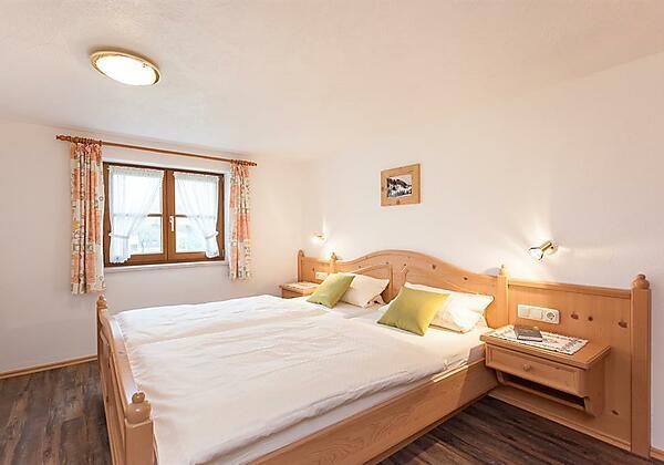 Schlafzimmer, Fewo Blumenwiese