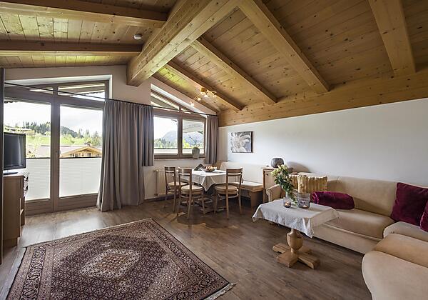 Ausblick Balkon (Kaisergebirge)