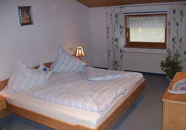 Schlafzimmer Wohnung Nr. 5
