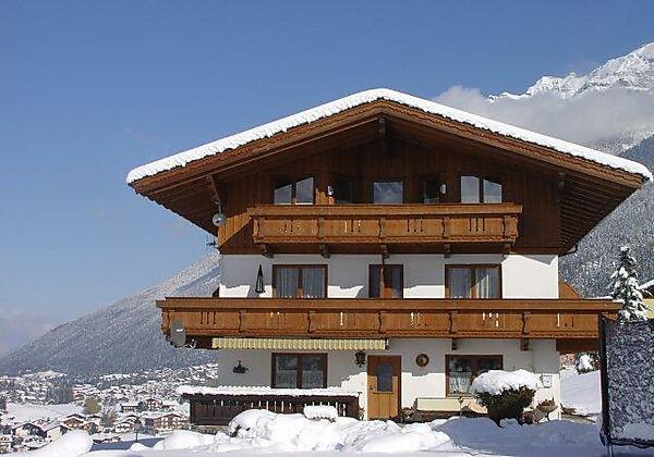 Haus Fernblick Neustift - Winter