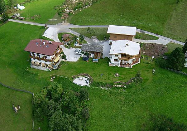 Haus Fernblick Luftaufnahme