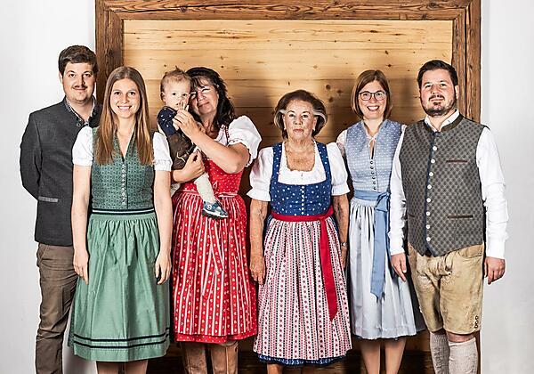 Familie Hochfilzer